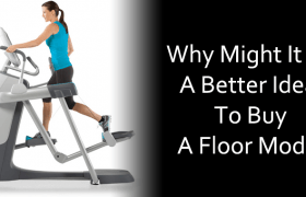 Why it might be a better idea to buy a floor model.