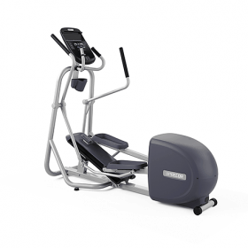 Precor EFX 222 Moving handlebar w/ 3 Position CrossRamp, Energy Series, 20 console