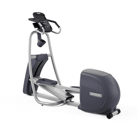 Precor EFX 423 Fixed handlebar w/ CrossRamp, Precision Series, 20 console