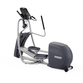 Precor EFX 425 Moving handlebar w/ CrossRamp, Precision Series, 20 console