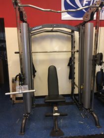 Preowned Hoist PTS with Bench