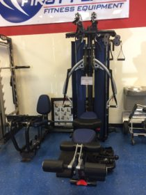 Preowned Inspire M4 Home Gym with Leg Press