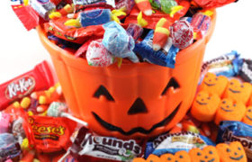Fitness Tip: Halloween Candy